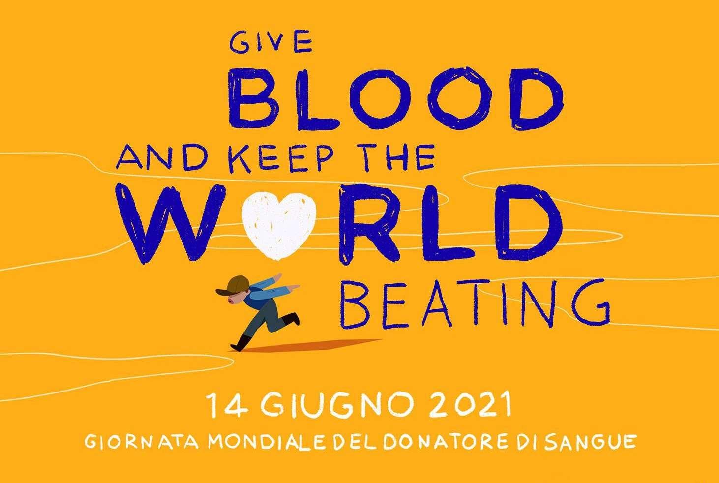 Giornata Mondiale del Donatore di Sangue 2021
